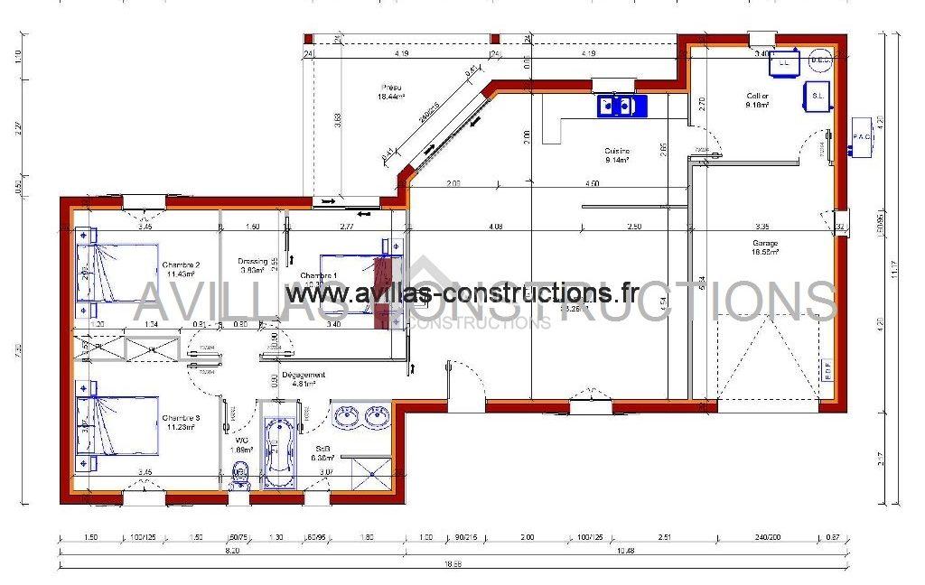 RDC APS COUDREAU A4 100
