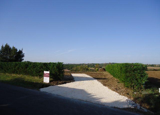 chemin d'acces maisons avillas constructions