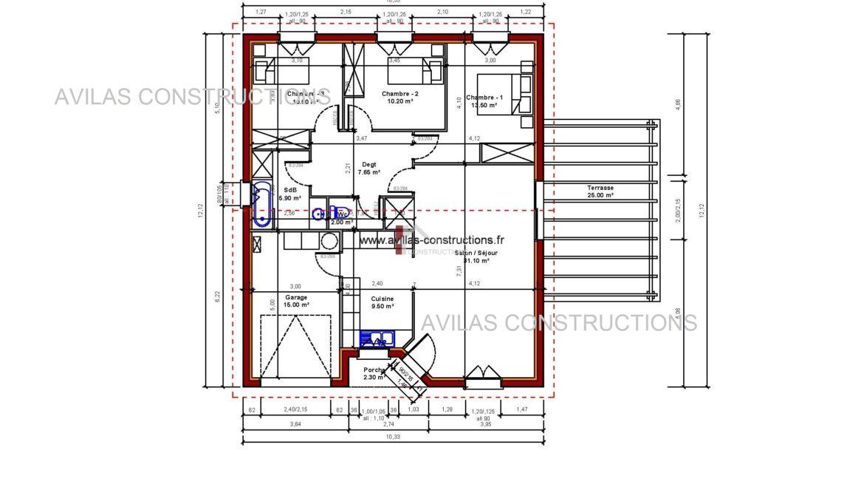 maison avillas construction 52103