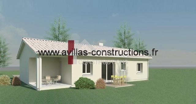 maisons avillas constructions arriere 52106