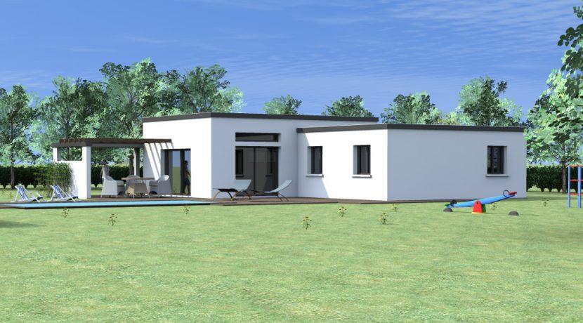 maisons avillas constructions arriere 52109