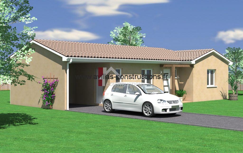 maisons avillas constructions avant 52115 B