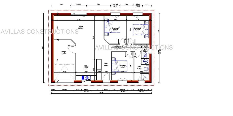 plan avillas constructions 52111