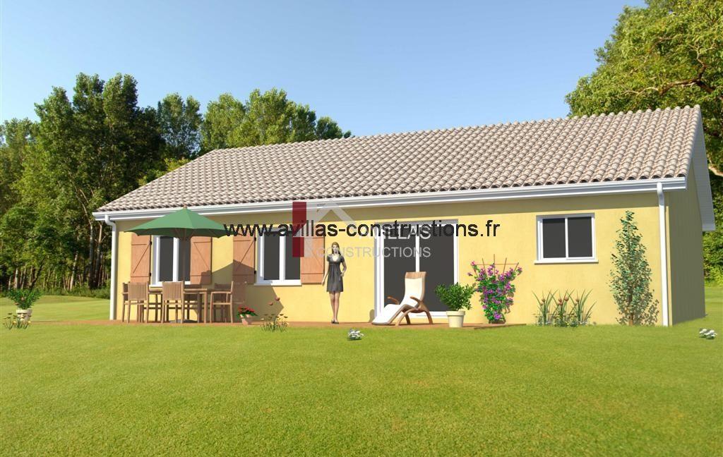 maisons avillas constructions arriere52113